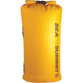 Sea to Summit Big River Dry 65L yellow